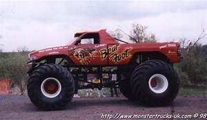 Bear Foot monster truck | Tann's pins | Pinterest