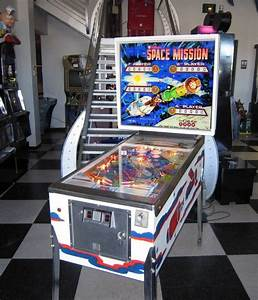 Williams Space Mission Pinball (page 4) - Pics about space