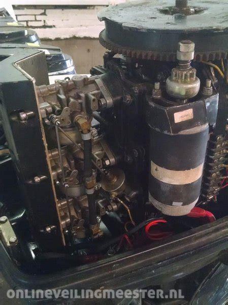 Buitenboordmotor Werking by Buitenboordmotor Force 90pk Werking Onbekend