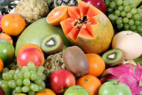cuisine relooking comment choisir les fruits exotiques femina