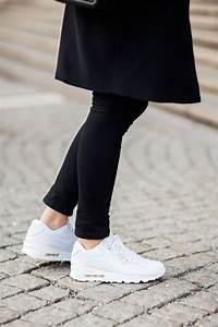 Black cuffed jeans u0026 white Nike sneakers #style #fashion #kicks   Style Inspiration   Pinterest ...