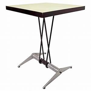 Table Jean Prouvé : jean prouv table for the aero club for sale at 1stdibs ~ Melissatoandfro.com Idées de Décoration