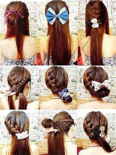 types of hair styling different types hairstyle for and