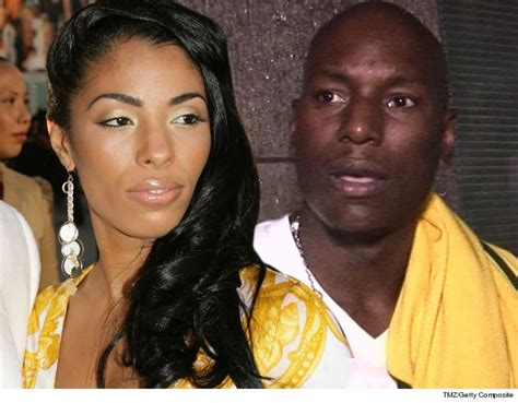 tyrese gibsons  wife   financial problems    fault