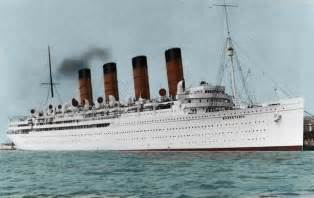 r m s mauretania by rms olympic on deviantart