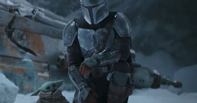 The Movie Sleuth: This Is The Way: The Mandalorian Season ...