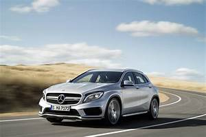 Mercedes 45 Amg : 2016 mercedes amg cla 45 gla 45 get 381 hp turbo engine autotribute ~ Maxctalentgroup.com Avis de Voitures