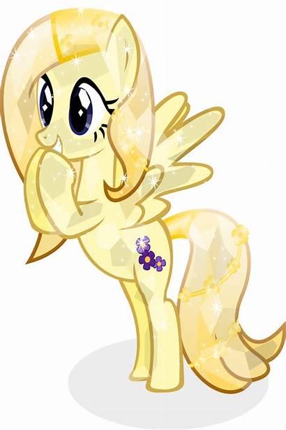 Pony Crystal Ponies Friendship Magic Violet Mlp