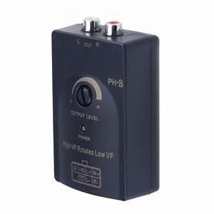 Dwcx Professional Car Audio Rca Speaker High To Low Level