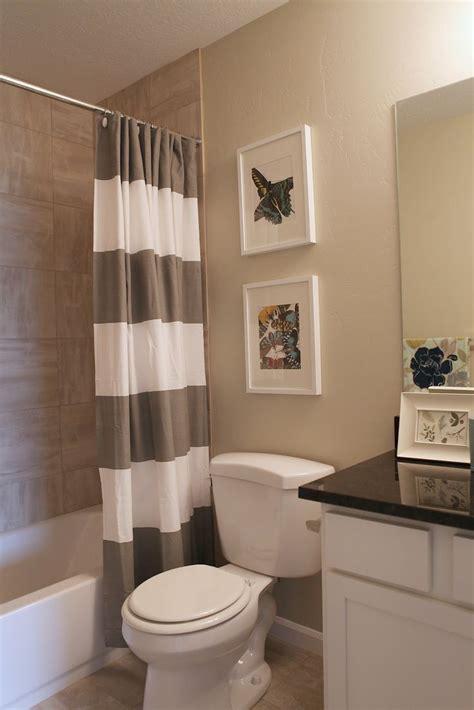 bathroom paint colors  brown tile google search