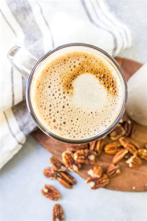 Keep reading to learn how to make a. Homemade Butter Pecan Coffee Creamer with NutraMilk Recipe
