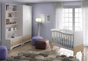 Chambre bébé design Bicouleur fun et colorée GLICERIO SO NUIT