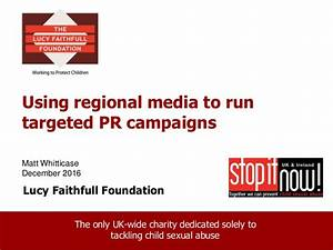 Using regional media to run targeted PR campaigns | Behind ...