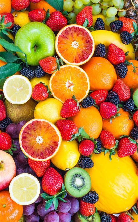 colorful fruit best fresh fruit wallpaper iphone iphonewallpapers