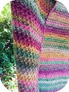 Wolle Für Babydecke : gestrickte babydecke mit farbverlauf mimameidana ~ Eleganceandgraceweddings.com Haus und Dekorationen