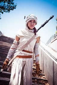 Rey Star Wars Cosplay