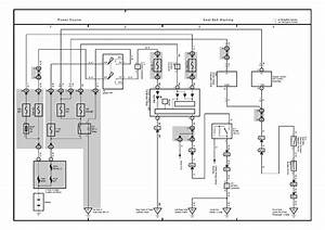 2007 Toyota Sequoia Electrical Wiring Diagram