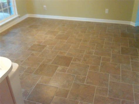 tile patterns floor yorke reno what s new tile floor laid out in hopscotch pattern