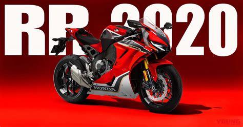 This Week's Honda CBR1000RR Rumor, The 2020 Edition ...