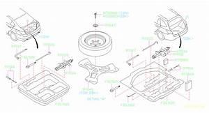 Subaru Outback Interior Parts Diagram  Subaru  Auto Parts Catalog And Diagram