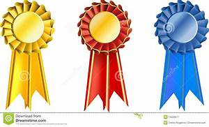 Set Award Ribbons Royalty Free Stock Photography - Image ...