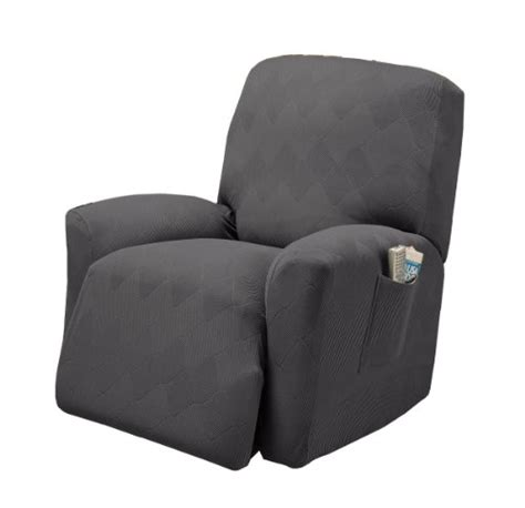 grey recliner slipcover lazy boy recliners shopswell
