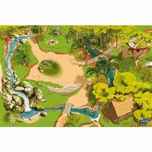 La Boite A Tapis : tapis de jeu la jungle jeux et jouets papo avenue des jeux ~ Dailycaller-alerts.com Idées de Décoration