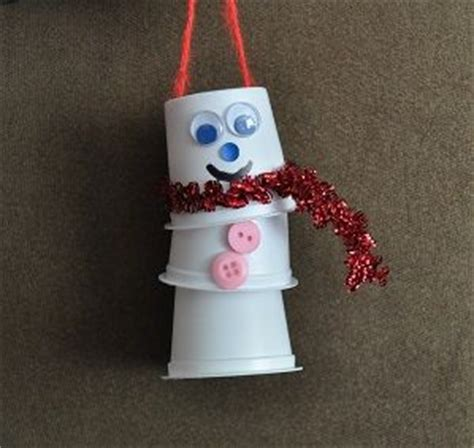 christmas ornament made with keurig coffee pods