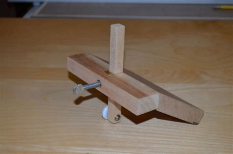 jointer knife sharpening jig woodworking talk