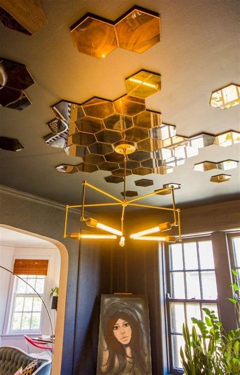 ceiling mirrors trend   actual