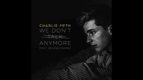 We Don't Talk Anymore (fran Remix)