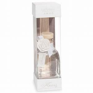 Diffuseur Parfum Maison : diffuseur de parfum 80 ml fleurs maisons du monde ~ Teatrodelosmanantiales.com Idées de Décoration