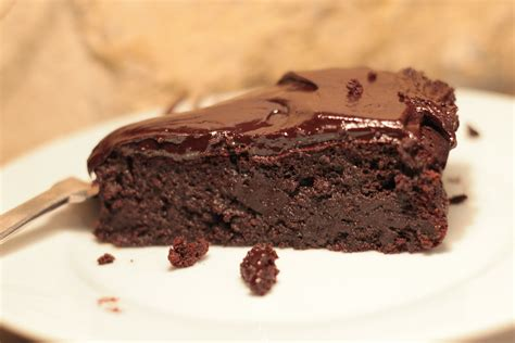 flourless chocolate cr 232 me de cassis cake puckette