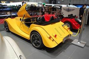 Morgan Plus E Concept Car Live Gallery  2012 Geneva Motor Show