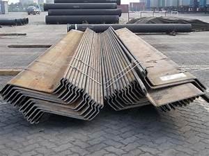 China Steel Sheet Pile - China steel, sheet pile