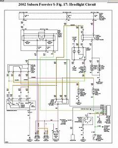 1999 Subaru Forester Wiring Diagram