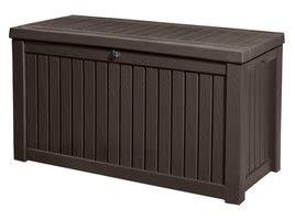 grosse garten auflagenbox rattan wasserdichte auflagenbox