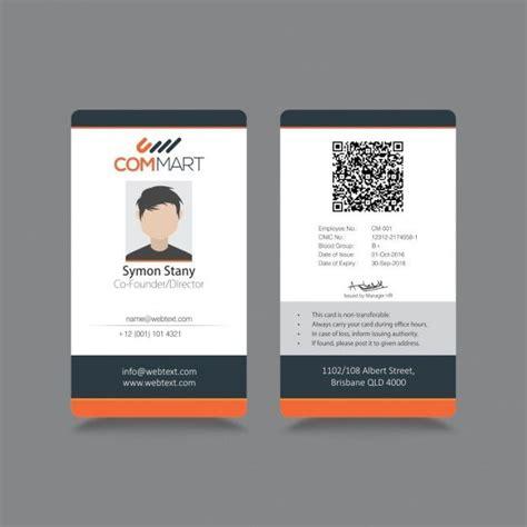 template id card gratis baiche milh 245 es de vetores gratuitos fotos e psd