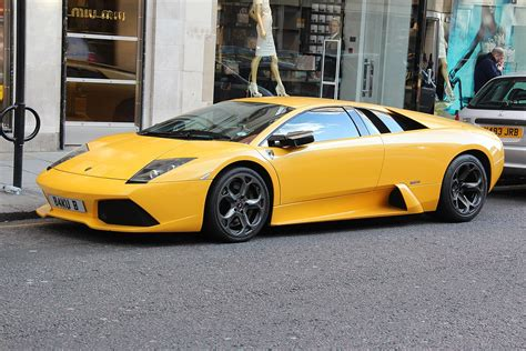 Lamborghini Car : Lamborghini Murciélago