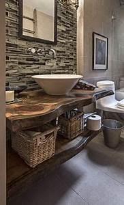 1000 idees sur le theme salles de bains rustiques sur With wonderful idee deco jardin terrasse 9 deco new york maison du monde