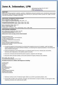 Sample lpn resume objective resume downloads for Lpn resume template