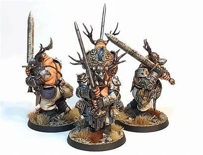 Knights Pig Ogre Turn