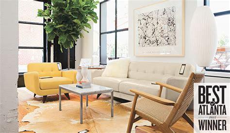 Furniture Atlanta by Atlanta Modern Furniture Store Room Board