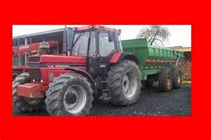 Factory Case Ih 1255 1455 Tractor Workshop Service Repair Manual Check More At