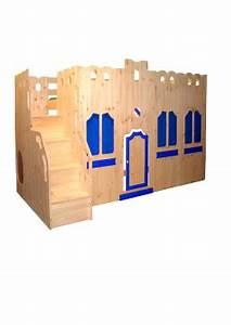 Gardine Kinderzimmer Transparent : ritterbett traumburg f r kinder silenta farbe ge lt naturfarbig rot ~ Watch28wear.com Haus und Dekorationen