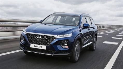2019 Hyundai Santa Fe Debuts Handsome Look, Diesel Engine