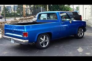 1987 Chevy Custom Truck