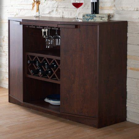 walmart wine cabinet hokku designs messina 7 bottle wine cabinet walmart