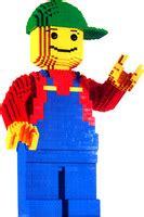 3723 LEGO MiniFigure