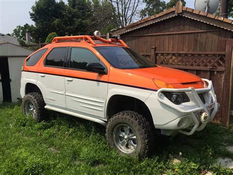 pontiac aztek ricer when you thought the aztek couldn t get any worse